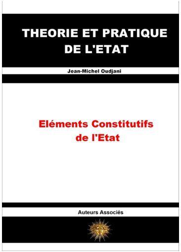 Les Eléments Constitutifs de l'Etat